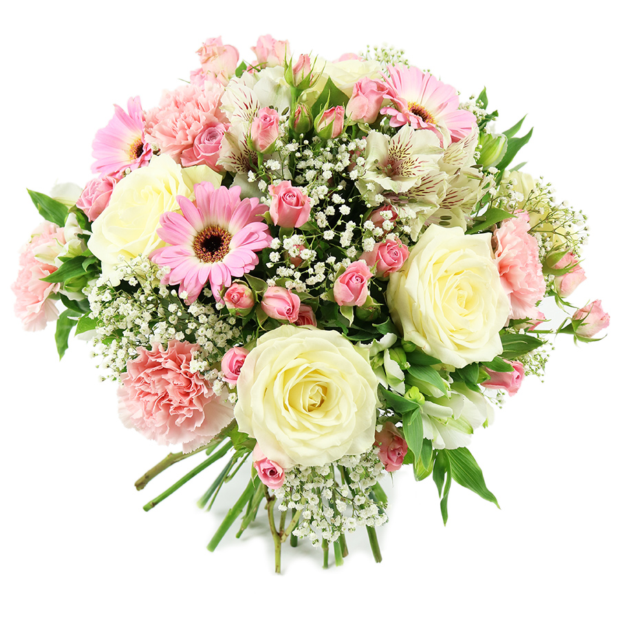 AMALFI LOVE is a beautiful flower surprise you can buy for your special girl and brighten her day