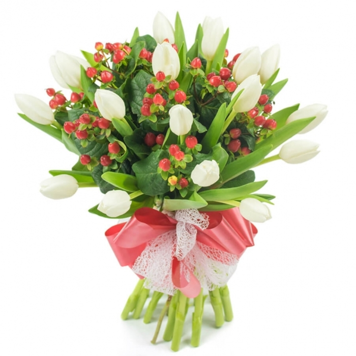 Supreme Charm is a beautiful flower surprise you can buy for your special girl and brighten her day in