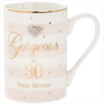 MUG GORGEOUS AT 30